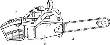 Бензопила крона 202 инструкция